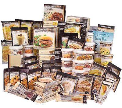nutrisystem-foods