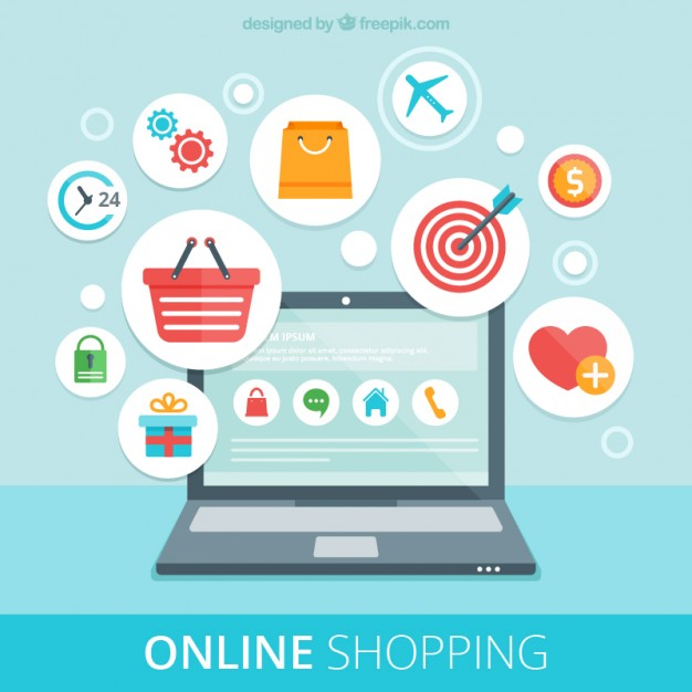 online-shopping-icons-and-laptop_23-2147523147